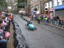 Dungannon, Soapbox derby, County Tyrone © Kenneth Allen